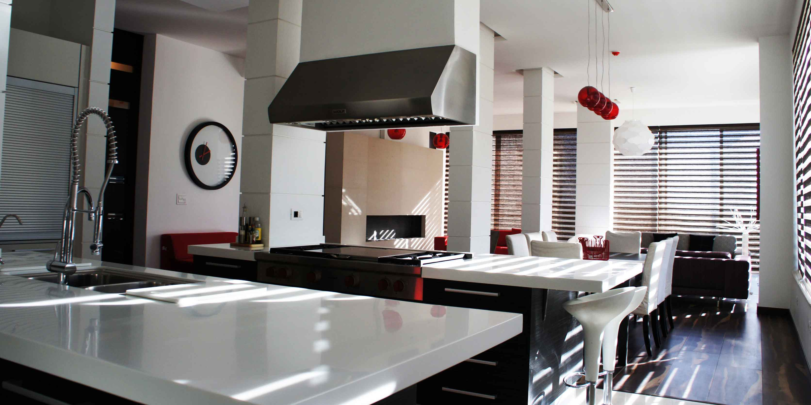 Kitchen design_interior_amman